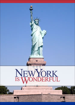 Logo New York Is Wonderful